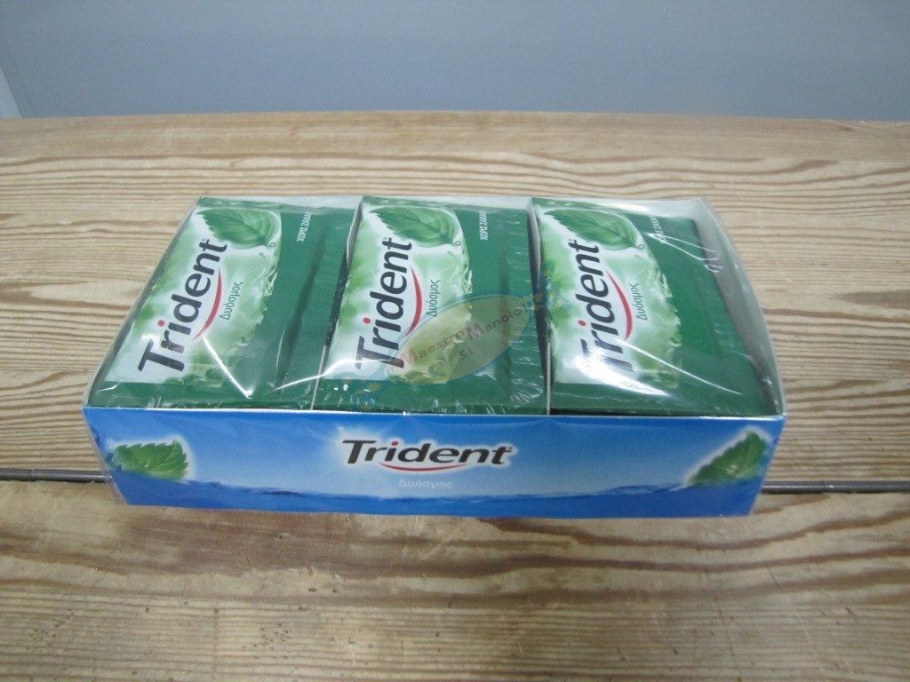 Cemes Ca 300 Trident Bubble Gum Wrapping System Candy Making